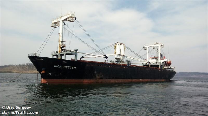 Tàu cá Bình Định bị đâm chìm, 6 ngư dân rơi xuống biển - 2