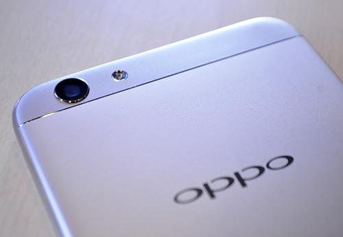 """Oppo F1s chính thức """"chào sân"""": Cảm ứng vân tay cực nhạy - 1"""