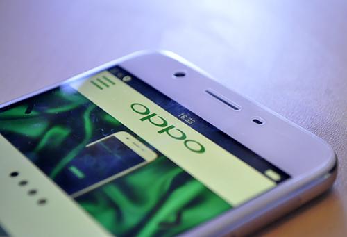 """Oppo F1s chính thức """"chào sân"""": Cảm ứng vân tay cực nhạy - 3"""