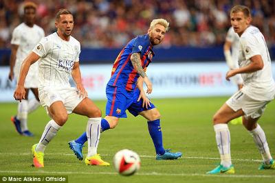Chi tiết Barca - Leicester: Nỗ lực bất thành (KT) - 4