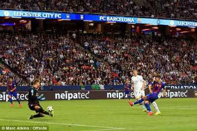 Chi tiết Barca - Leicester: Nỗ lực bất thành (KT) - 5