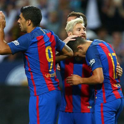 Chi tiết Barca - Leicester: Nỗ lực bất thành (KT) - 6