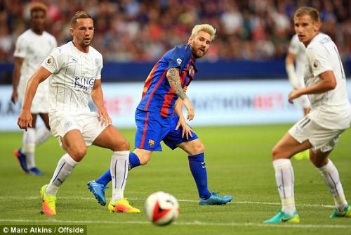 Barca - Leicester: Bài học đắt giá - 1