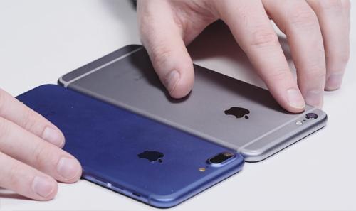 iPhone 7 Plus màu xanh mới, có máy ảnh kép - 2