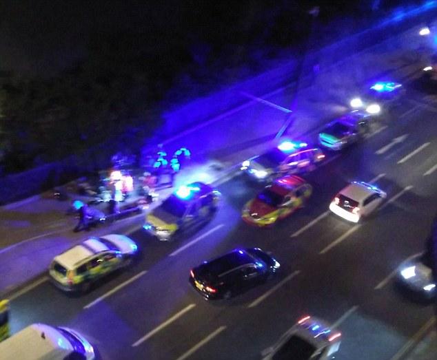 Tấn công bằng dao ở London, nhiều người thương vong - 2