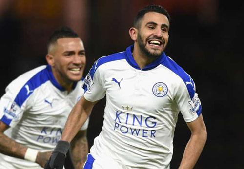 Học Vardy, Mahrez muốn cho Arsenal vỡ mộng - 2