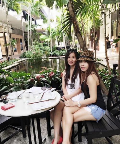 Cuộc sống sang chảnh của em gái ruột Hoài Linh - 3