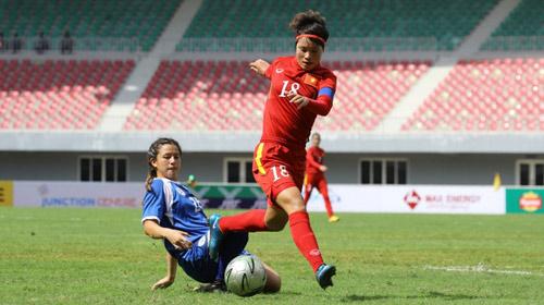 Tuyển nữ Việt Nam chờ cái duyên Mai Đức Chung - 1