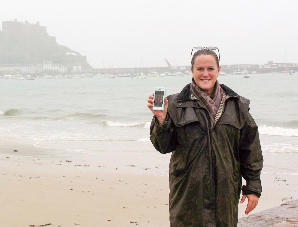 iPhone rơi xuống biển 1 tháng và cái kết bất ngờ - 3