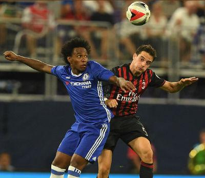 Chi tiết Milan - Chelsea: Oscar lập cú đúp (KT) - 5