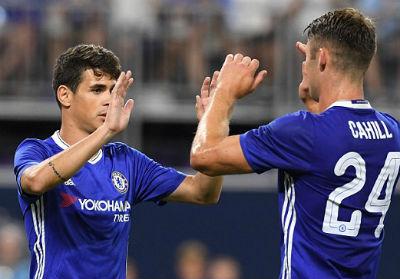 Chi tiết Milan - Chelsea: Oscar lập cú đúp (KT) - 6
