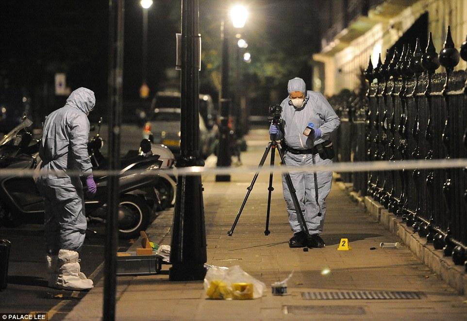 Tấn công bằng dao ở London, nhiều người thương vong - 4