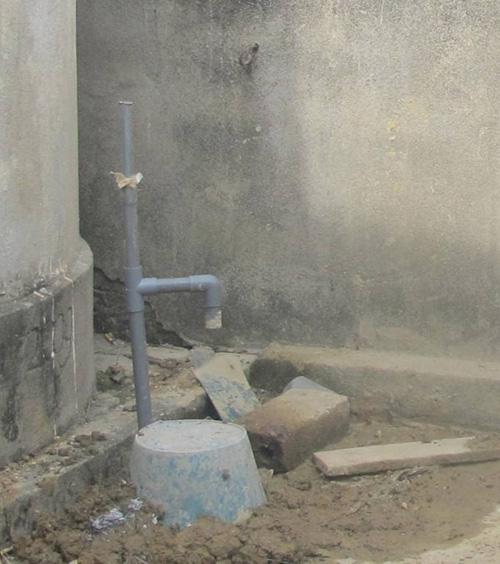 Nghệ An: Kỳ lạ giếng khoan bất ngờ bốc cháy ngùn ngụt - 1