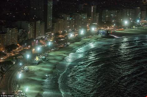 Hình ảnh đẹp ngỡ ngàng ở Rio trước lễ khai mạc Olympic - 2