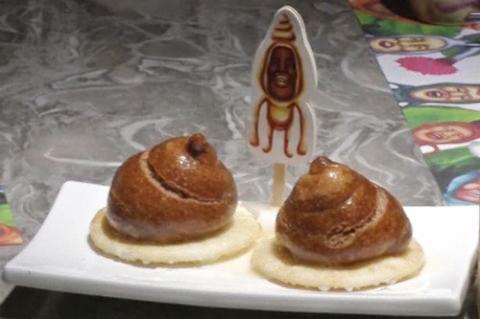 Nhà hàng nổi tiếng với những món ăn tượng hình kì quái - 4
