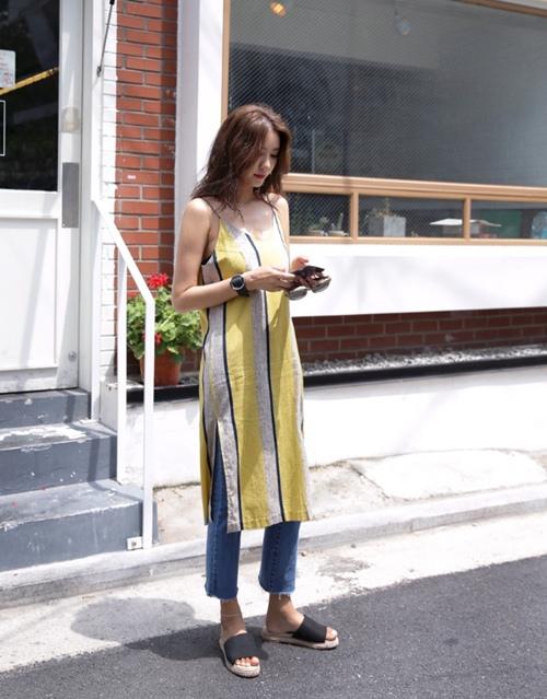 Những cách mặc váy đẹp nhất định phải ghi nhớ - 5