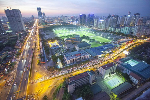 Quy hoạch quận Thanh Xuân và sự tác động đến thị trường BĐS - 1