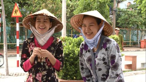 MC Xuân Hiếu, Ngọc Hương cùng con về quê làm nông dân - 6