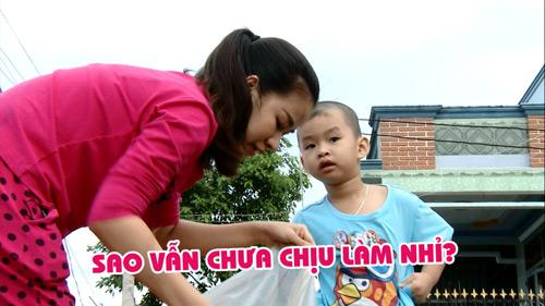 MC Xuân Hiếu, Ngọc Hương cùng con về quê làm nông dân - 2