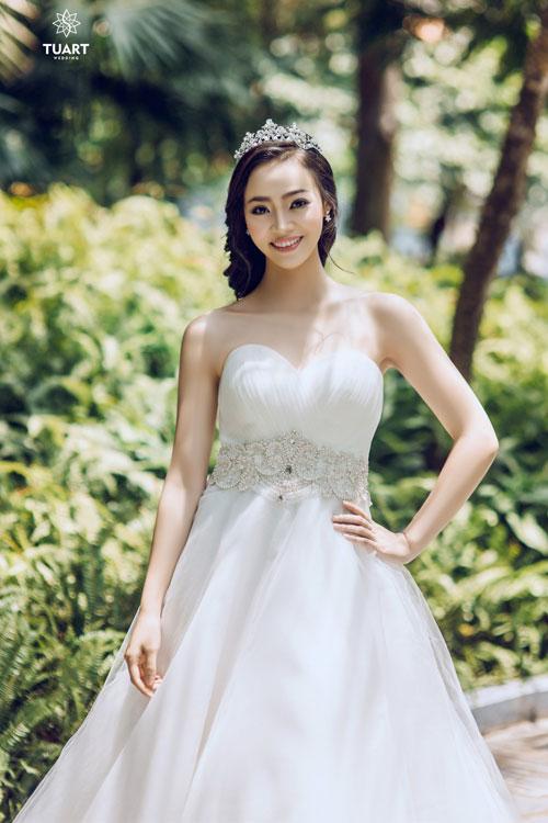 Xu hướng váy cưới đẹp 2016 - 1