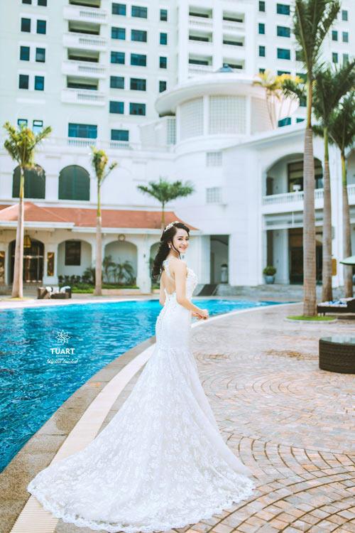 Xu hướng váy cưới đẹp 2016 - 3