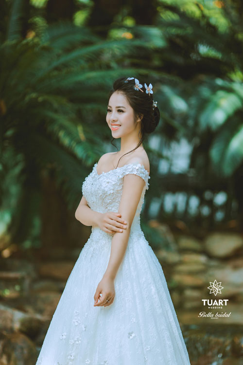Xu hướng váy cưới đẹp 2016 - 6