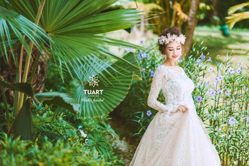 Xu hướng váy cưới đẹp 2016 - 7