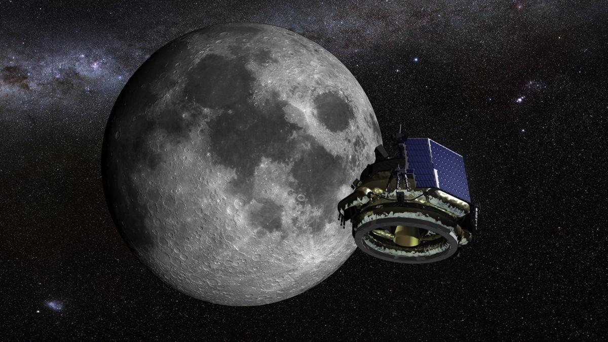 Công ty tư nhân đầu tiên được phép lên Mặt trăng - 1