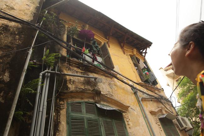 Tim đập, chân run sống trong nhà cổ giữa Thủ đô - 8