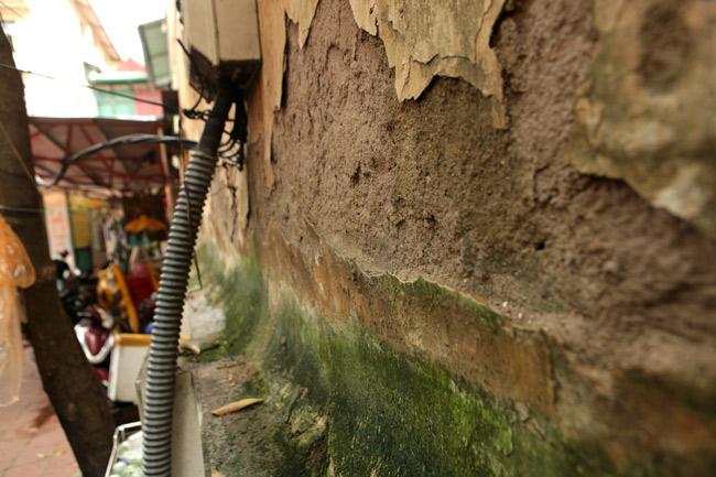 Tim đập, chân run sống trong nhà cổ giữa Thủ đô - 10