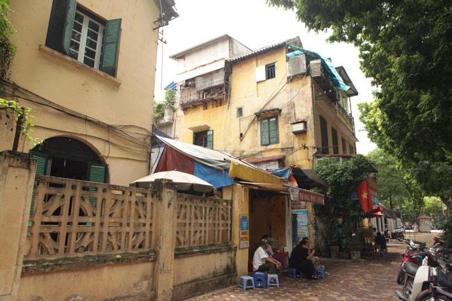 Tim đập, chân run sống trong nhà cổ giữa Thủ đô - 9