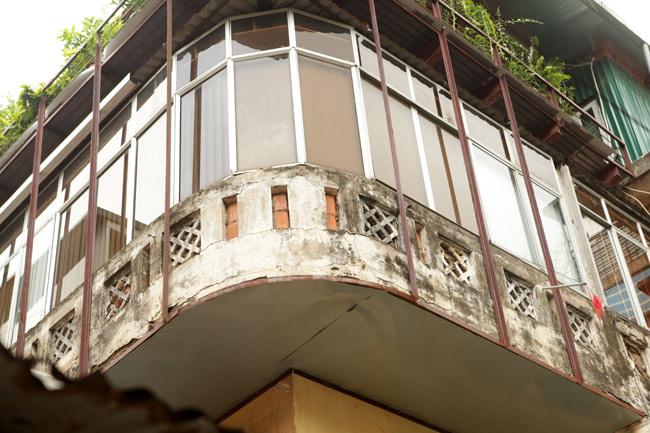 Tim đập, chân run sống trong nhà cổ giữa Thủ đô - 11