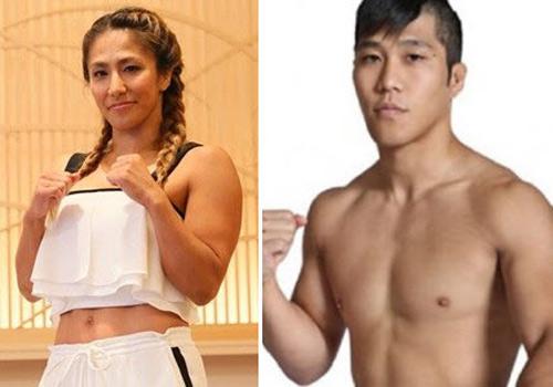 Chuyện lạ MMA: Mẹ con cao thủ cùng đánh 1 giải - 1