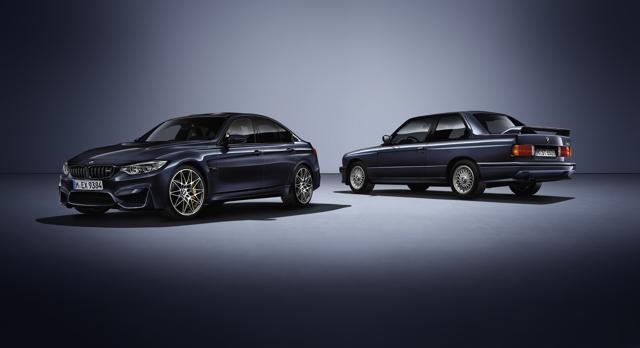 BMW 30 Jahre M3 trình làng tại thị trường Mỹ - 1