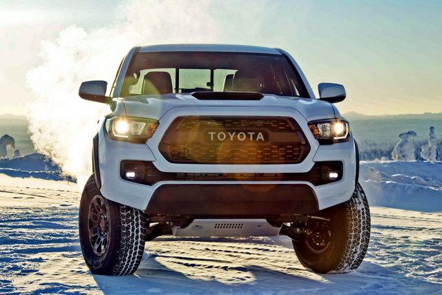 Lộ giá Toyota Tacoma TRd Pro 2017 - 2