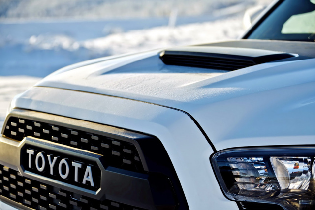 Lộ giá Toyota Tacoma TRd Pro 2017 - 4