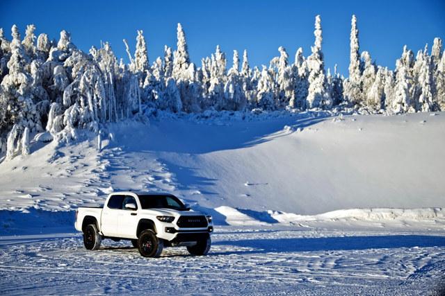 Lộ giá Toyota Tacoma TRd Pro 2017 - 6