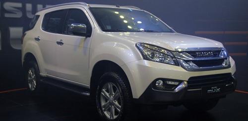 Những mẫu xe mới ra mắt thị trường Việt Nam - 5