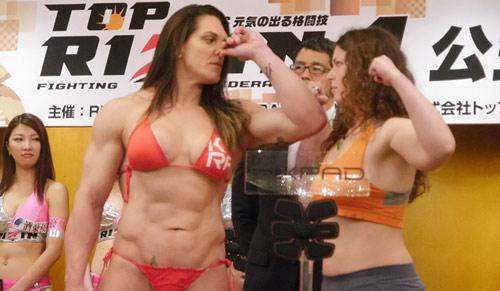 """MMA: Không có đối thủ, đả nữ """"ai cũng sợ"""" tìm võ sỹ nam - 1"""