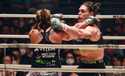 """MMA: Không có đối thủ, đả nữ """"ai cũng sợ"""" tìm võ sỹ nam - 2"""