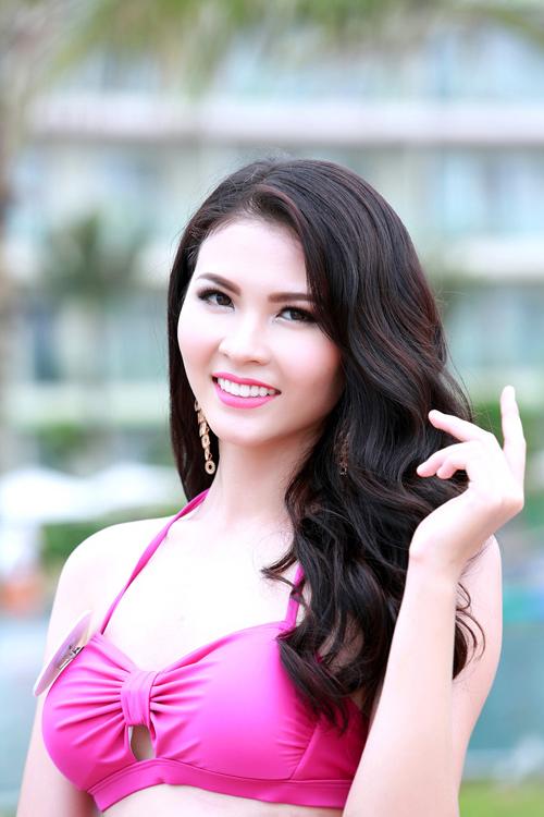 Người đẹp Biển Hoa hậu Bản sắc Việt tung ảnh bikini - 5