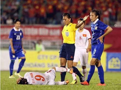 Nghi án trọng tài Myanmar giúp Thái Lan hạ Việt Nam - 3