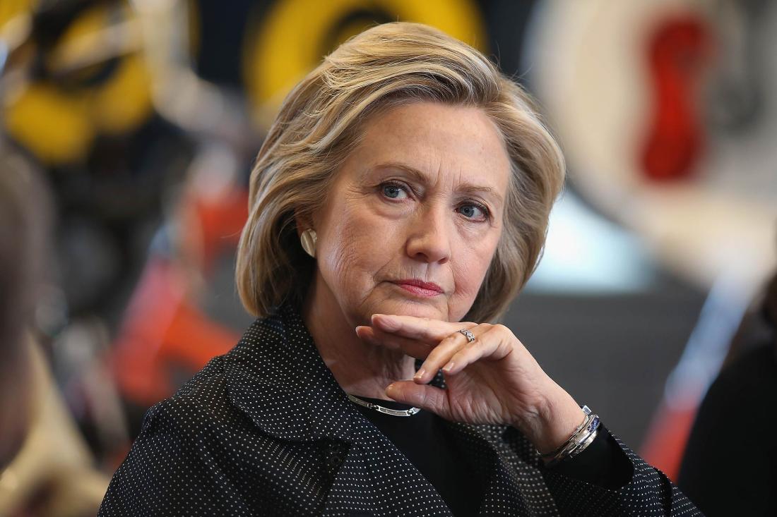 """Tỉ phú Trump: Hillary Clinton là """"trùm"""" IS - 3"""