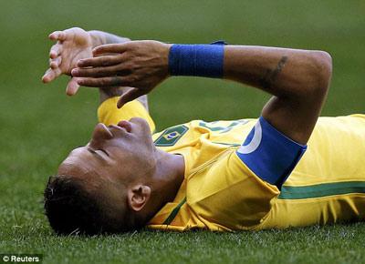 Chi tiết O.Brazil – O.Nam Phi: Chống đỡ kiên cường (KT) - 9