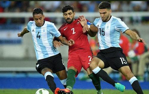 Bo Dao Nha vs Argentina - 1