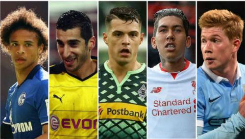 """Chuyển nhượng hè: NHA & """"miếng mồi ngon"""" Bundesliga - 1"""