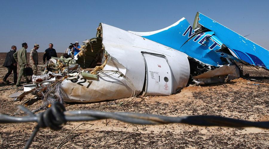Ai Cập diệt trùm IS đánh bom máy bay Nga chở 224 người - 1