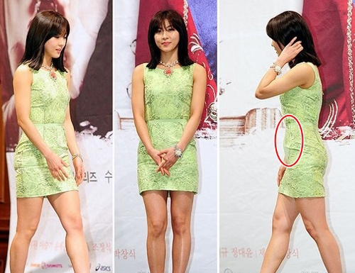 Vòng 2 của mỹ nhân Hàn to bất thường giống Hari Won - 17