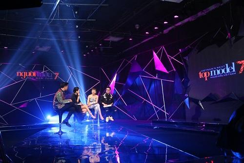 """Next Top Model: Lý Quí Khánh tiết lộ lý do """"cứu"""" người kém - 6"""