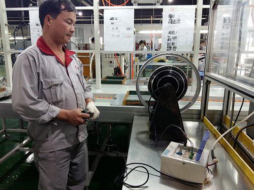 """Xe điện """"made in Việt Nam"""" chiếm lĩnh thị trường nội địa - 2"""